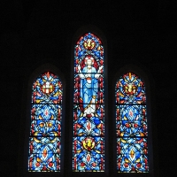 Churches Stained Glass 1