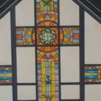 Churches Stained Glass 11