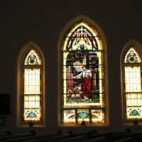 Churches Stained Glass 13