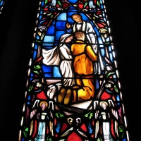 Churches Stained Glass 14