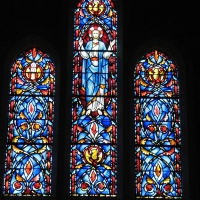 Churches Stained Glass 3