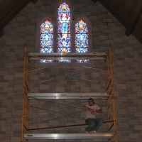 Churches Stained Glass 4