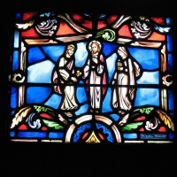 Churches Stained Glass 6