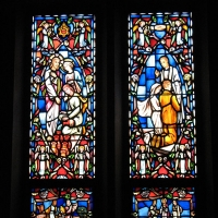 Churches Stained Glass 5