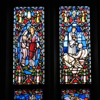 Churches Stained Glass 9