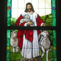 Churches Stained Glass 7