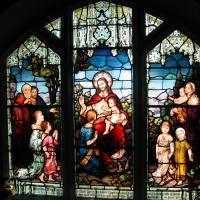 Historic Stained Glass 17